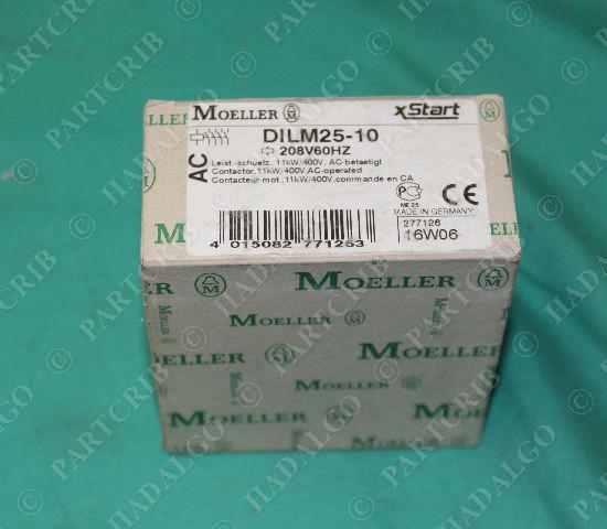 Moeller, DILM25-10, DILMC25-10, Contactor NEW