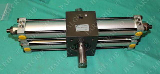 Phd, R21A4180-A-D-P, R21A 4 180 -A-D-P 180-Pneumatic Rotary Actuator NEW