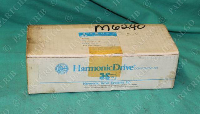 Harmonic Drive, 20-50-120039, RH-P33 K07 P3H C64001 RHP33A J4 Mitsubishi Robot Showa Motoman Gear Reducer