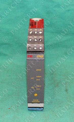 PLCs & HMIs *PR ELECTRONICS* 5202B2 Pulse Isolator 5202B NEW PLC ...
