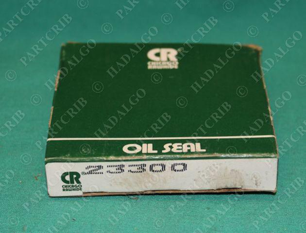 Chicago Rawhide, CR23300, 23300, Oil Seal