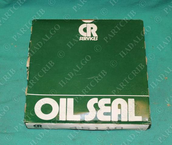 Chicago Rawhide, CR-45110, 45110, Single Lip Nitrile Oil Seal