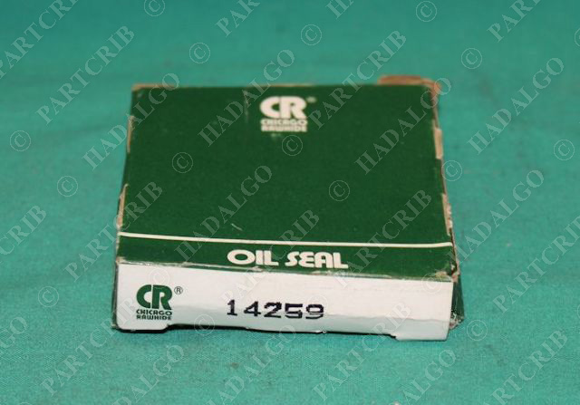 Chicago Rawhide, 14259, CRWA1 V, Oil Seal