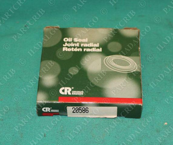 Chicago Rawhide, 20586, CRWH1 R, Oil Seal