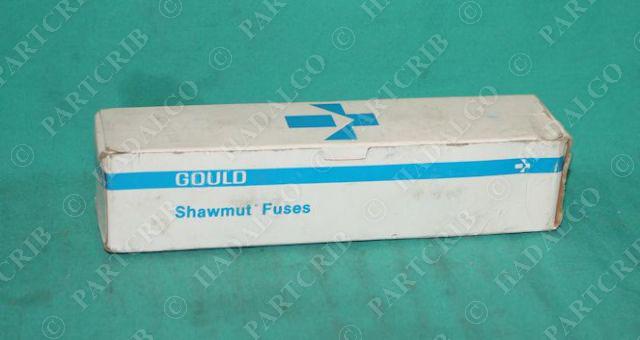 Gould Shawmut, TR250R, Tri-Onic Time-Delay Fuse 250 Amp 250A 250VAC