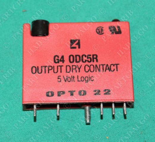 Opto 22, G4 ODC5R, 0DC5R, Dry Contact Module 5V