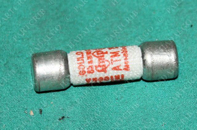 Gould Shawmut, ATM-15, ATM15, Fuse 15A