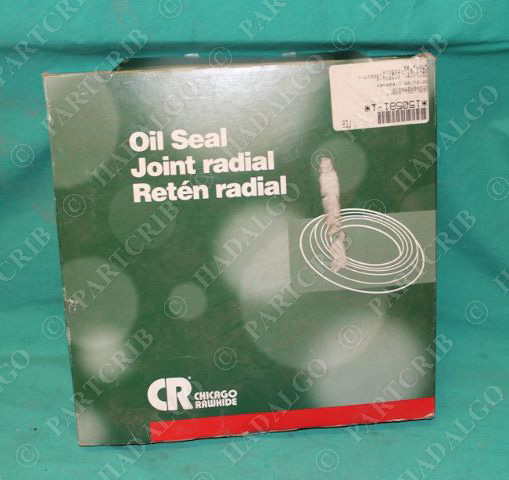 Chicago Rawhide, 94484, Oil Seal