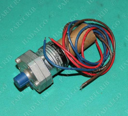 ITT Neo-Dyn, 115P1C3-1808, Pressure Switch Sensor 10psig