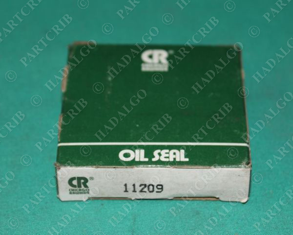 Chicago Rawhide, 11209, Oil Seal
