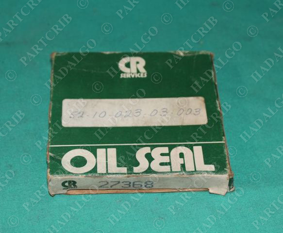 Chicago Rawhide, 27368, Oil Seal