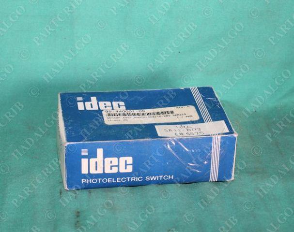 Idec Sa1c Dd3 Photoelectric Sensor Switch Partcrib Com