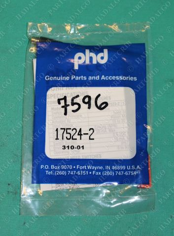 Phd, 17524-2, 310-01, Cylinder Switch Reed Proximity Sensor