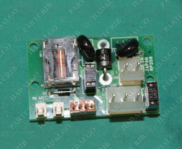 Denso, RP258, MEC-40V-0, Circuit Board