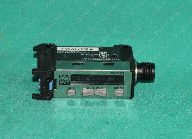 Keyence, PX-10CP, Heavy Duty Photoelectric Sensor