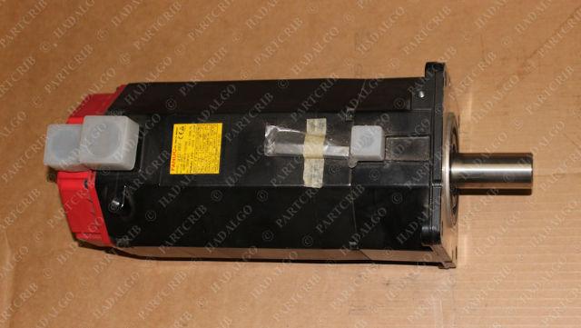 Fanuc, A06B-0148-B175, A06B-0148-B175#7008, C066M1661, AC Servo Motor