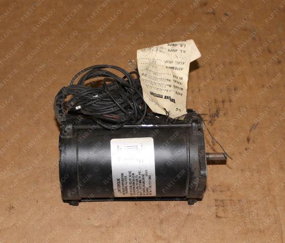 Limitorque, F-TOL-YE7-13NO, Motor 120 oz-in 1/25hp 1p 1700rpm 115v