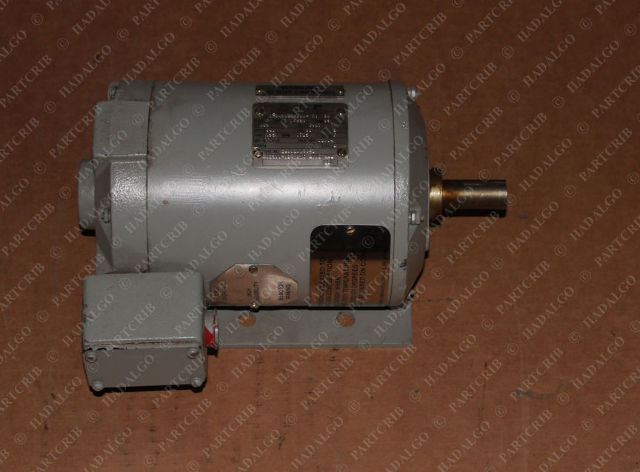 Reliance Electric Navy F856 .25hp 1/4hp 440v 1725rpm 801621190-2 AC Motor