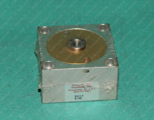 Compact Air, S2X14, Pneumatic Air Cylinder