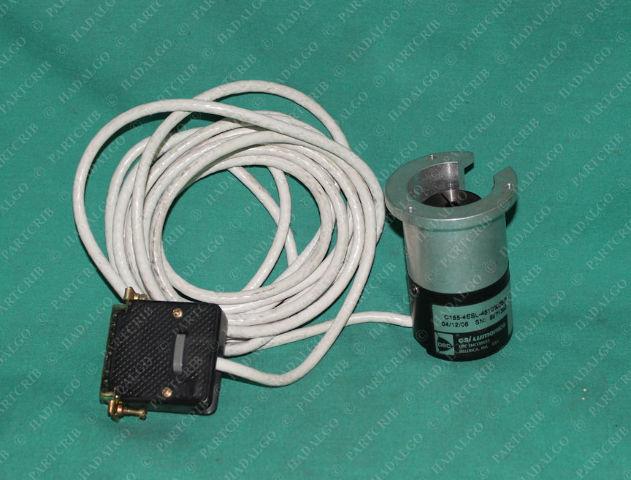 GSI Lumonics, C155-4ESL-451000Z537, DRC Encoder
