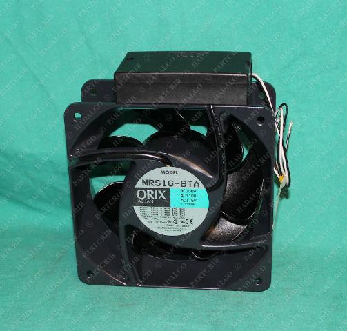 Oriental Motor, MRS16-BTA, ORIX AC Axial Cooling Fan 100-115VAC