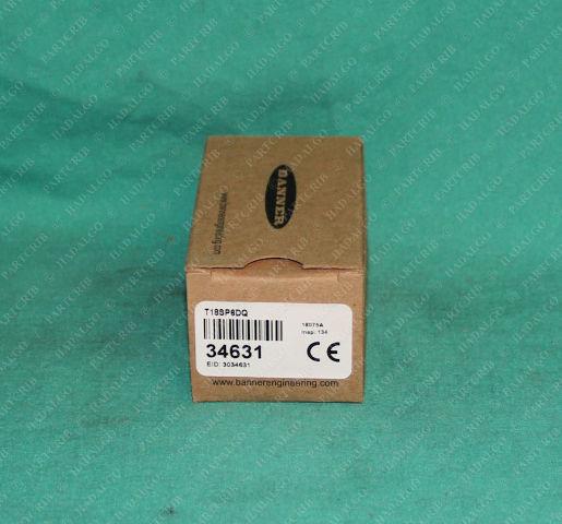 Banner, T18SP6DQ, 34631, Proximity Sensor