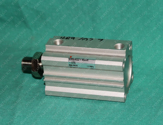 SMC, CDQ2A32-45DM, Compact Cylinder