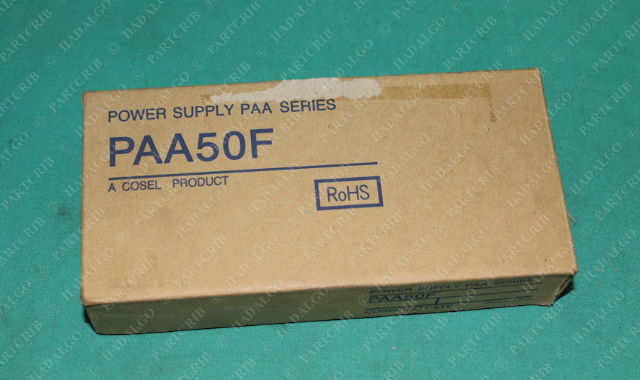 Cosel, PAA50F, Power Supply PAA Series