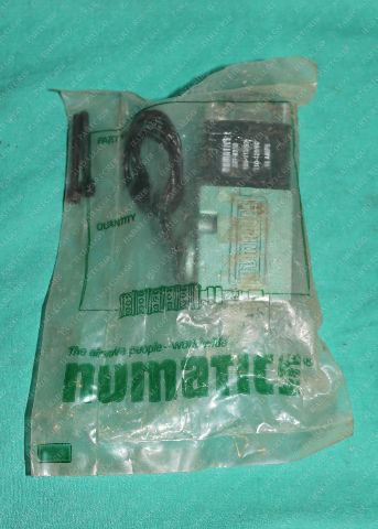 Numatics, 11SAD400O013T, Solenoid Pneumatic Air Valve 150psig