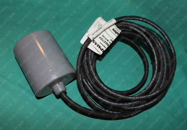 SJE Rhombus, 1002727, 20PMD1WP, Float Level Sensor Pump Switch  20FT 120V