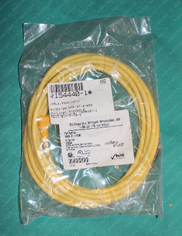 Turck, WKB 3T-4/S90, U2224, Microfast Proximity Cable Cordset Cable Connector