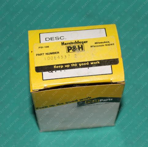 P&H, 100E 4537-2, Hamischfeger Push Button 5 Speed 100E4537-2 Pendant Hoist Crane Hoist Lift