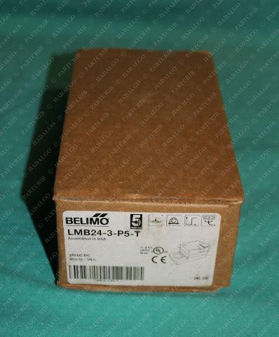Belimo, LMB24-3-P5-T, Valve Non Spring Return Actuator Feedback 24V