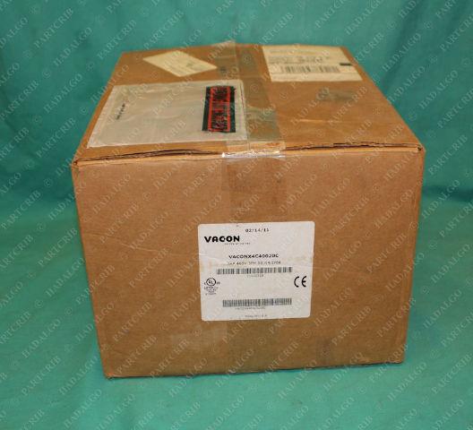 Vacon, VACONX4C40020C, X4C40020C, Frequency Drive 2HP 460V 3PH VFD Motor Drive Danfoss