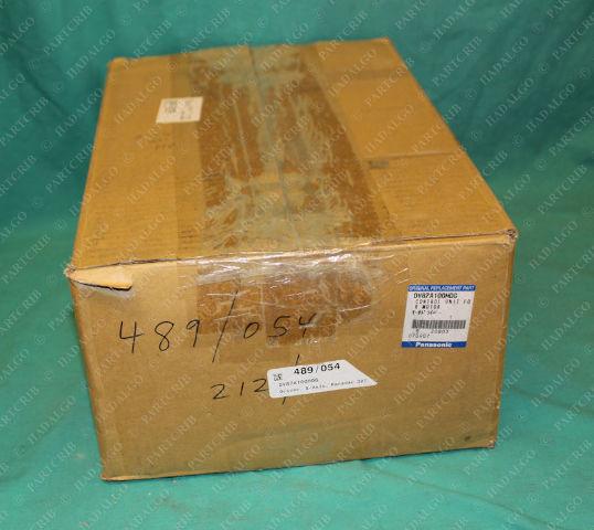 Matsushita,  DV87A100MDG, P327-100MDG,  Panasonic Motor Driver Inverter Servo