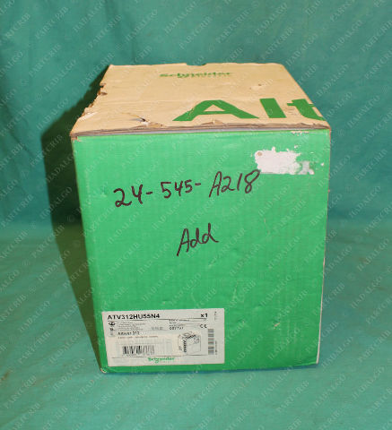 Schneider, ATV312HU55N4, Altivar 312 AC Speed Drive VFD Inverter