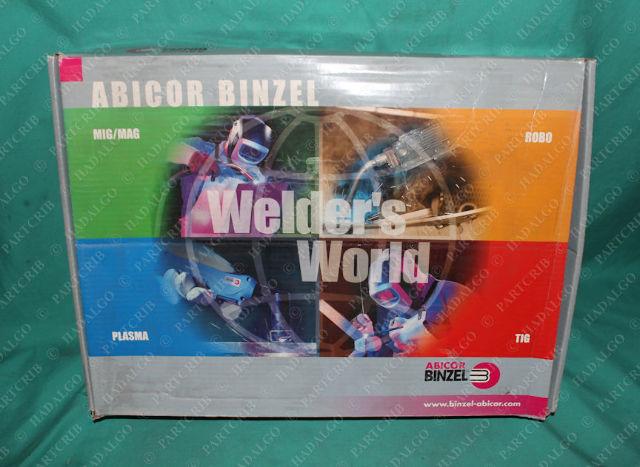 Abicor Binzel, 960.9414, ROBOWH-WC 4' Hyb MOT HT AM7 VS Motoman Robot Welder Welding Torch Holder