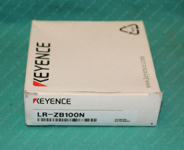 Keyence, LR-ZB100N, Self-Contained CMOS Laser Sensor