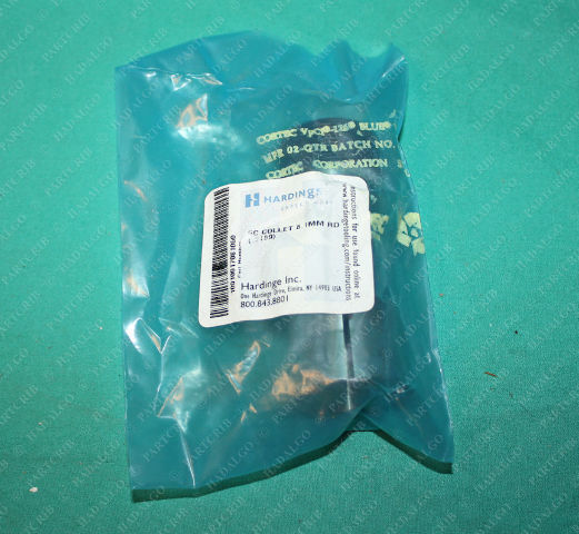 Hardinge,.3189, 5C Collet 8.1MM RD 10010017081000
