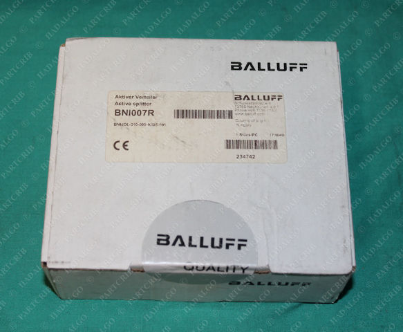Balluff, BNI IOL-310-000-K025-001,BNI007R, Active Splitter