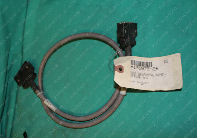 Motoman, YSU-CN206, 155972-2, Control Network Cable Assembly Multi-Robot Control DX100 1M