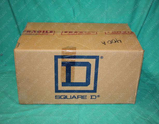 Square D, LAP36400MB, Circuit Breaker 400 Amp 400a