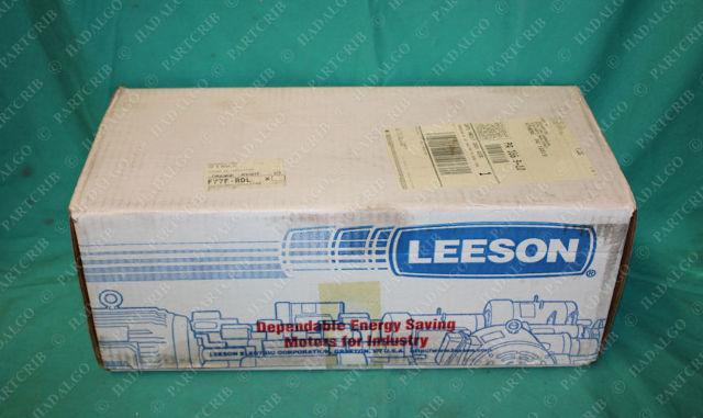 Leeson, 985.621G, M1115001.00, DC Gearmotor 90V