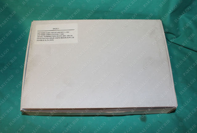 Yaskawa, SARCR-XFB01, BN26-1, Motoman Modbus Slave Board Kit