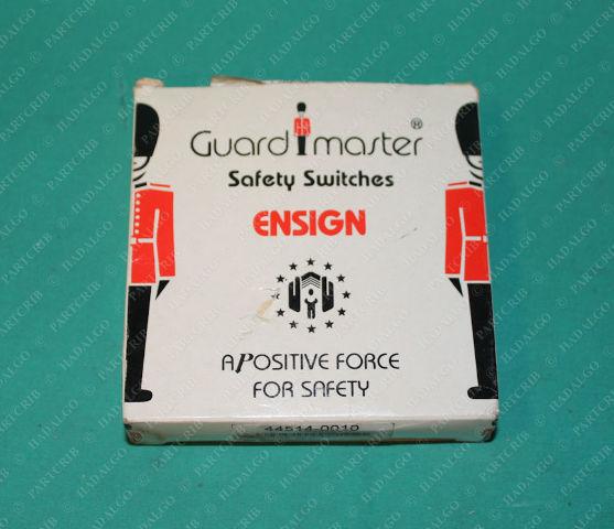 Guardmaster STI, 44514-0010, STI Omron Safety Switch
