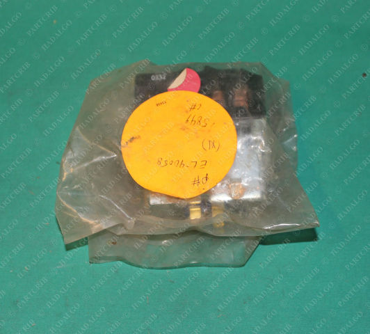 MSD, A275KXX, Struthers Dunn Reversing Contactor 120VAC 50/60Hz