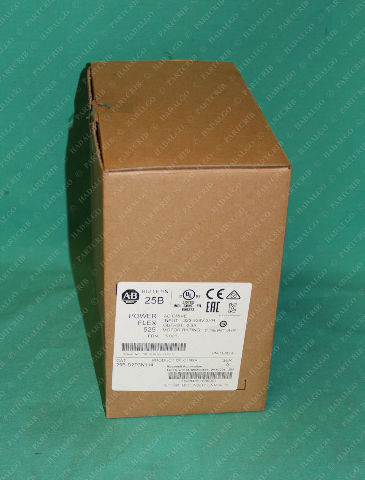 Allen Bradley, 25B-D2P3N114, Power Flex 525 AC Drive VFD Inverter (Read Desc.)