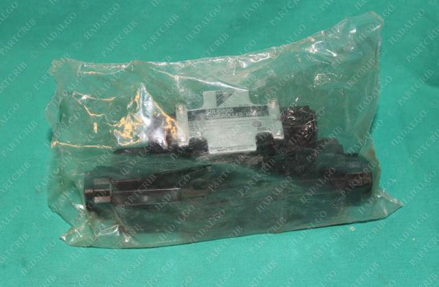 Daikin, KSO-G02-4CK-30-N, Solenoid Controlled Hydraulic Valve 120VAC