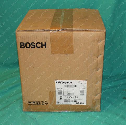 """Bosch, LTC 2009/90, 9"""" Monitor B/W 120/220V Tube Television CCTV CRT"""