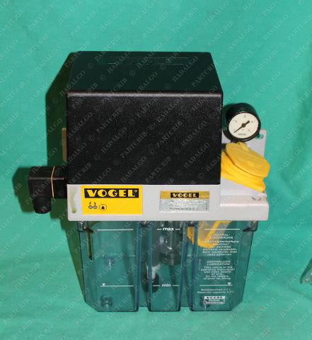 Vogel, MKU2-KW3-22003, Hydraulic Oil Lubricator Lubrication System Pump Tank